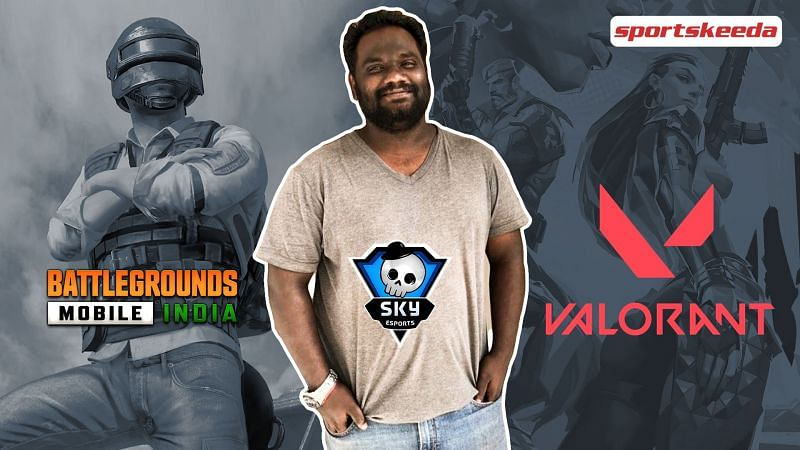 Shiva Nandy, the Founder/CEO of Skyesports