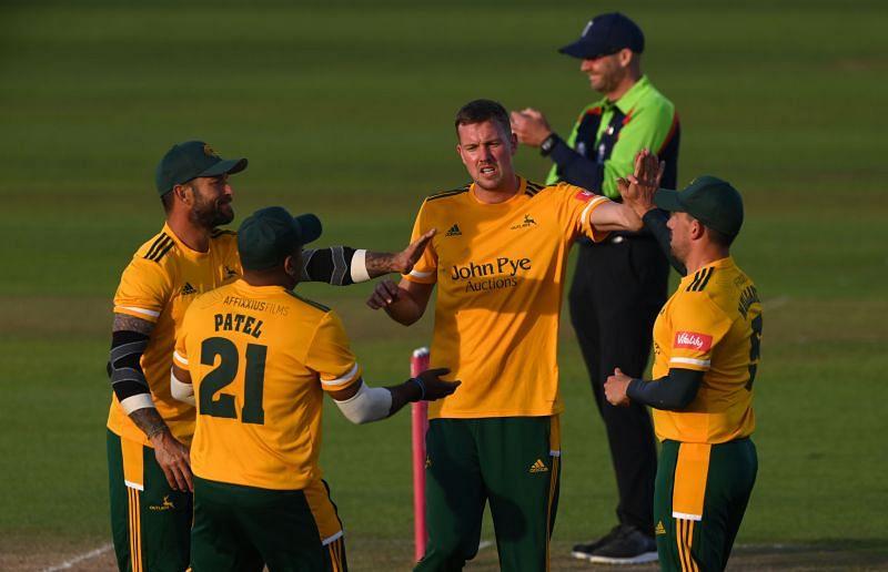 Durham Cricket v Notts Outlaws - Vitality T20 Blast