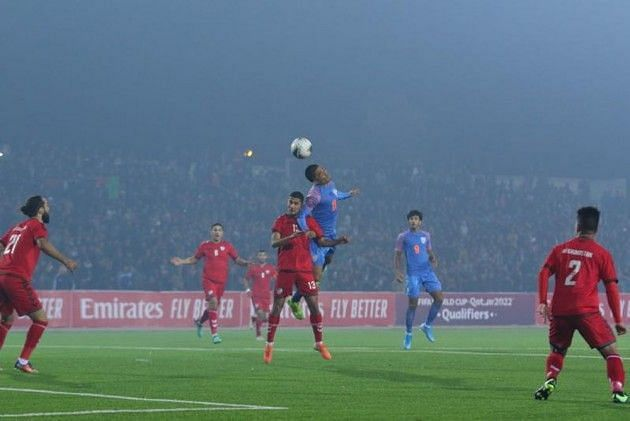 India need a draw to progress to Round 3 of the Asian Cup 2023 qualifiers while Afghanistan need a win. (Image: AIFF)