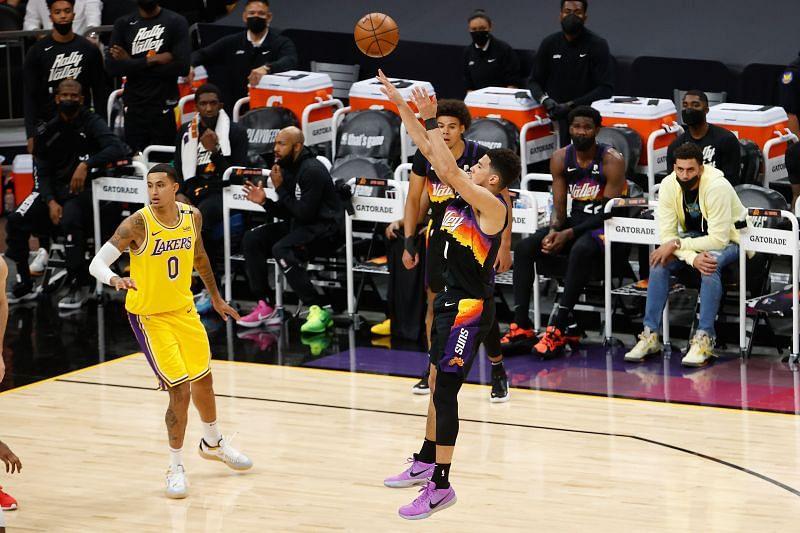 The LA Lakers and Phoenix Suns meet for game six on Friday
