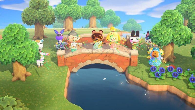 Animal Crossing. Image via Slant Magazine
