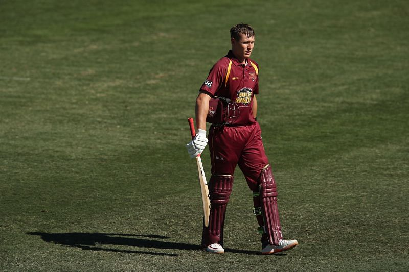 Marsh One Day Cup - NSW v QLD