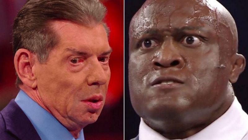 Vince McMahon/Bobby Lashley
