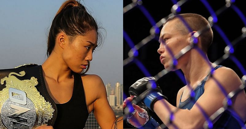 Angela Lee breaks down potential clash against Rose Namajunas