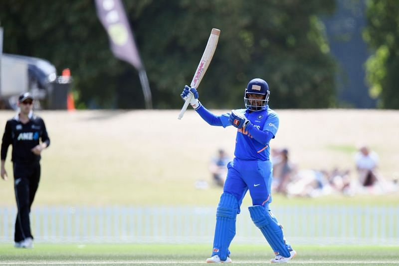 Prithvi Shaw has made his return to the Indian cricket team