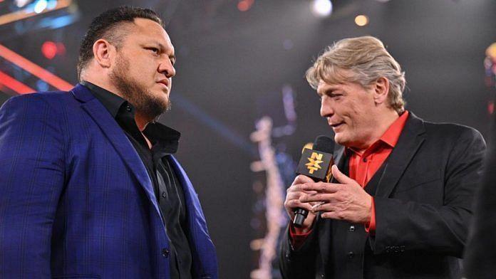 Triple H wasted no time in bringing Samoa Joe back