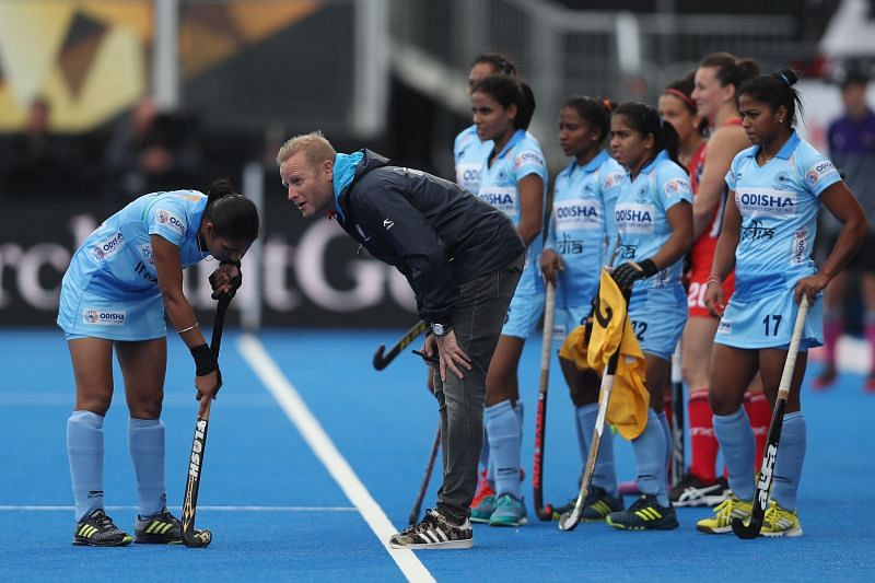 India coach Sjoerd Marijne is a believer of a 'player-driven' approach