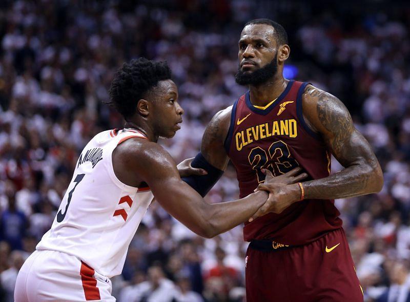 Cleveland Cavaliers legend LeBron James
