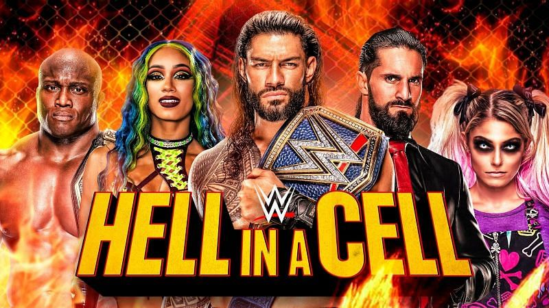 What would WWE have in store for us this Sunday? (Picture credits to the owner)