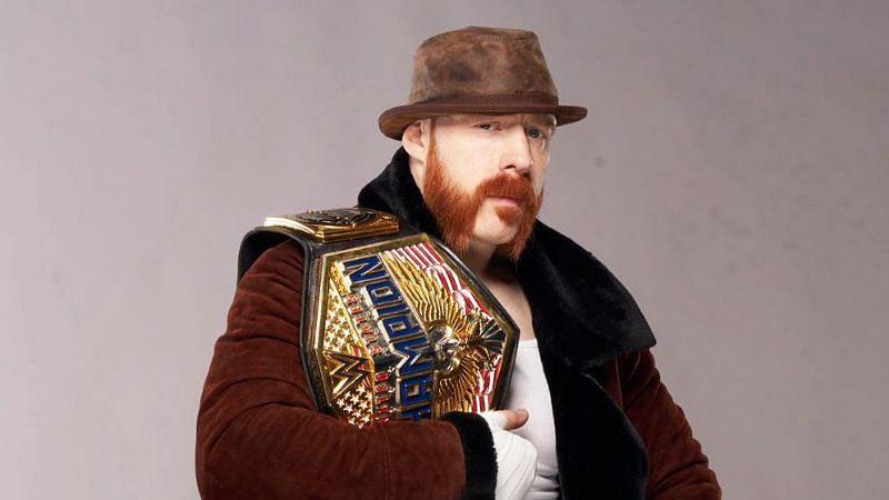 Sheamus has his sights set on the Intercontinental Championship