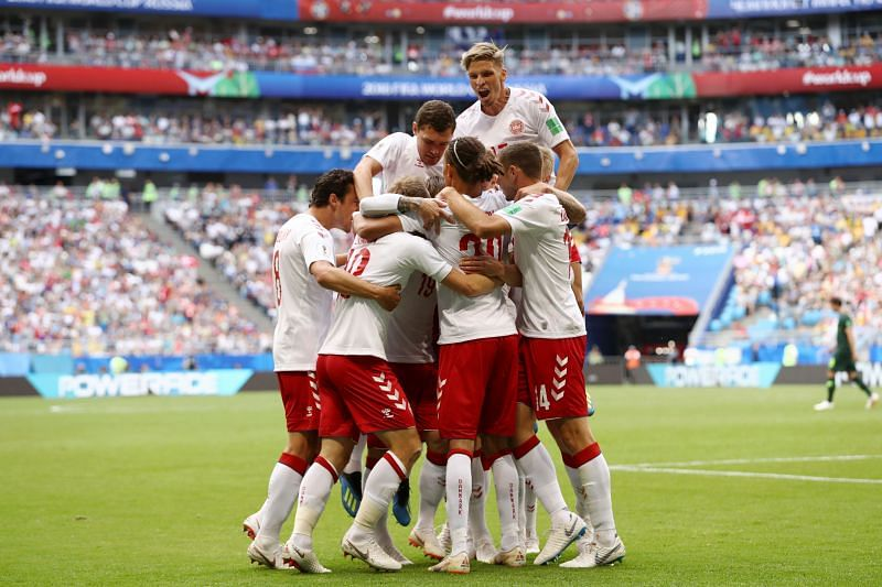 Denmark take on Finland this weekend