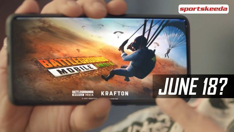 It is widely speculated that Battlegrounds Mobile India will be released on June 18th