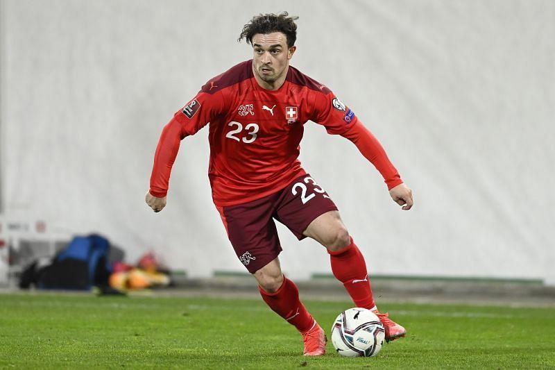 Switzerland v Lithuania - FIFA World Cup 2022 Qatar Qualifier