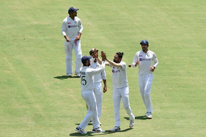 ऑस्ट्रेलिया दौरे पर सिराज ने बेहतरीन गेंदबाजी की थी