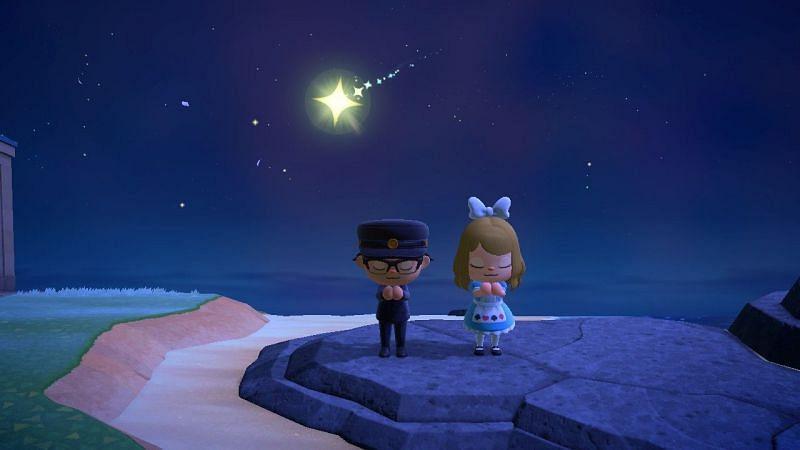 Mejores amigos en Animal Crossing: New Horizons (Imagen a través de Shocknews)