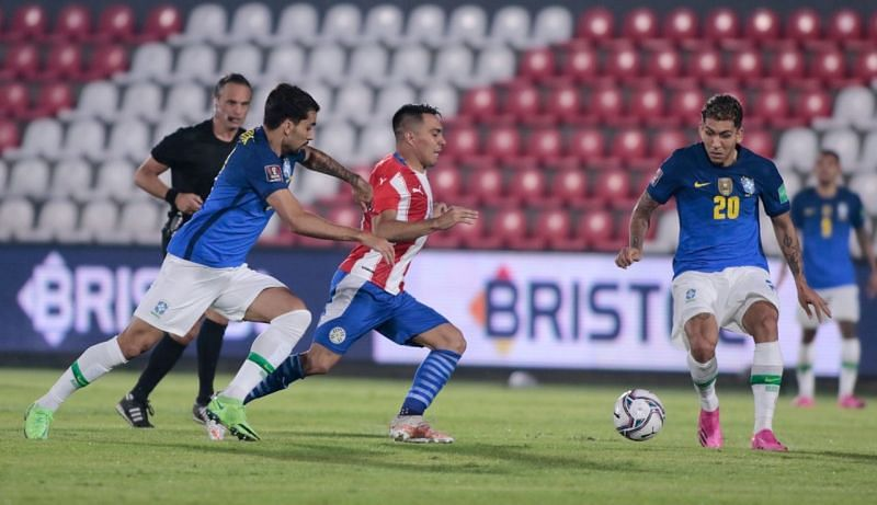 Paraguay were rendered goalless for the second consecutive time