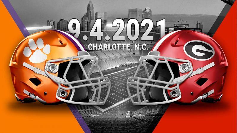 Clemson Tigers vs. Georgia Bulldogs