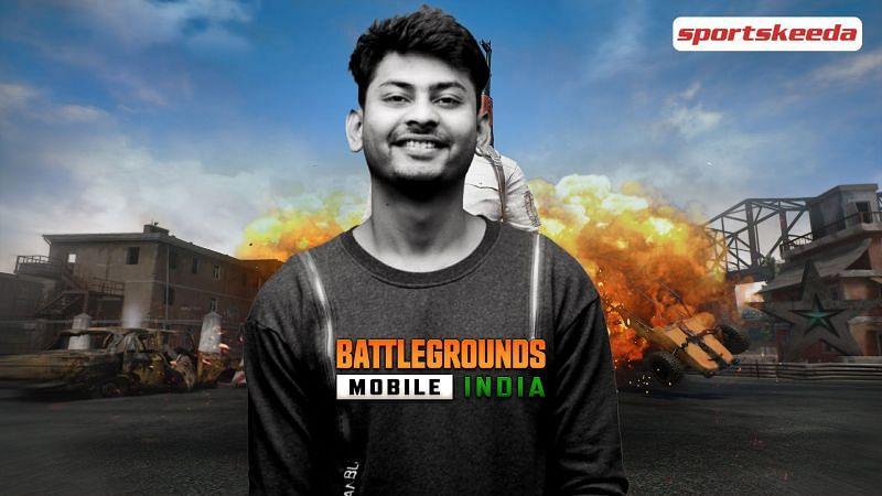 Dynamo Gaming gives his opinion on Battlegrounds Mobile India (Image via Sportskeeda)