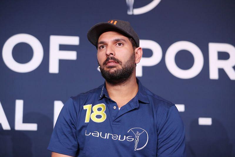 Yuvraj Singh retired from international cricket in 2019
