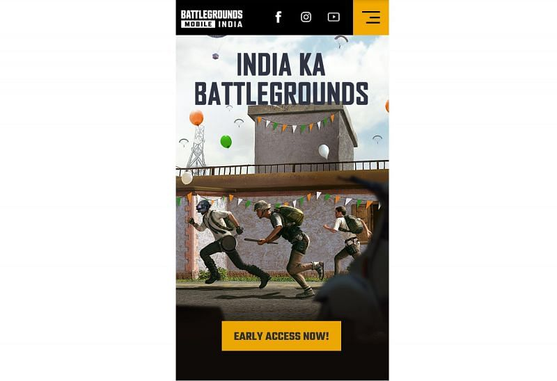 """Press """"Early Access Now!"""" button"""