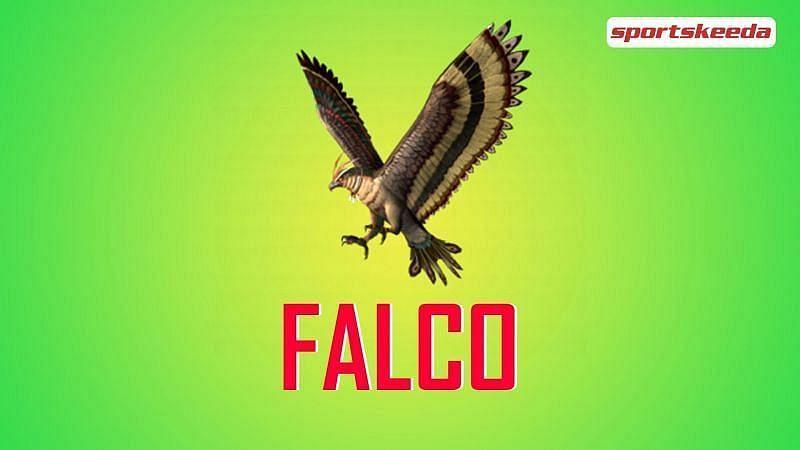 Free Fire में Falco पेट(Image via Sportskeeda)