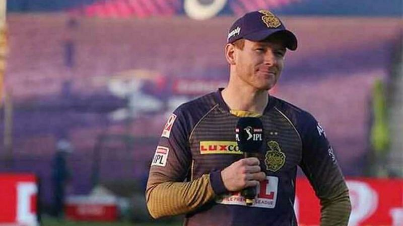 Eoin Morgan was one of the England players under investigation