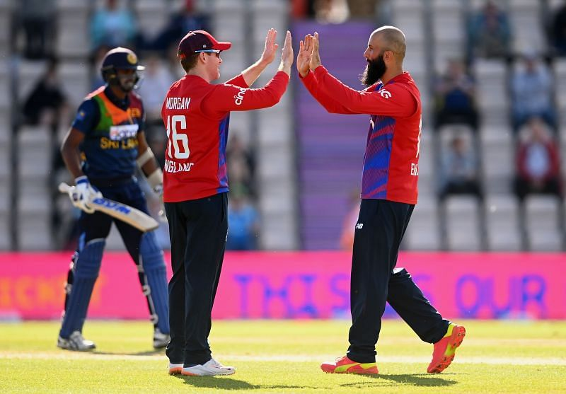England v Sri Lanka - T20 International Series Third T20I