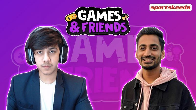 Games & Friends features the popular Free Fire casting duo of Gaming Aura and Senor