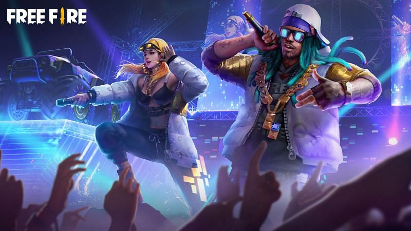 A new top-up event has started in Free Fire (Image via Free Fire)
