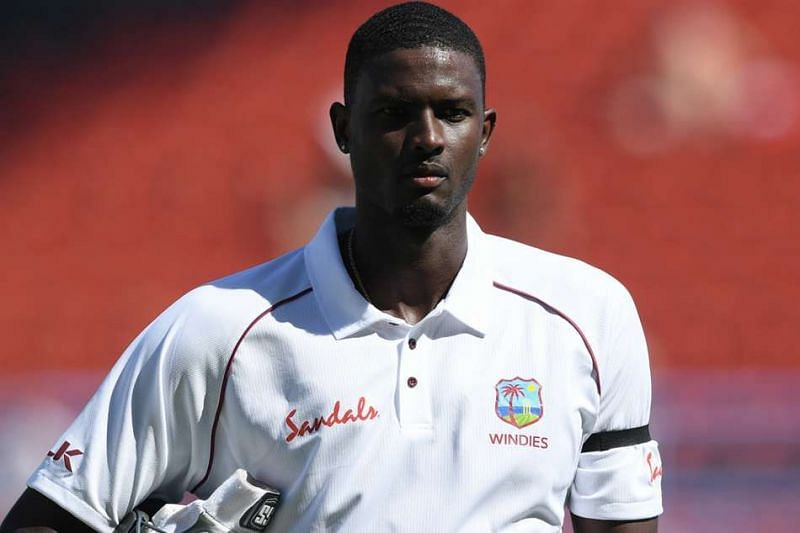 Jason Holder will look to inspire West Windies to a victory in the first Test.