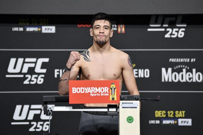 UFC 256: Weigh-Ins