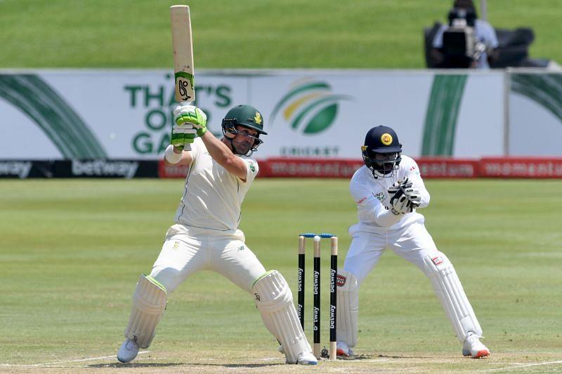 South Africa v Sri Lanka - First Test Day 2