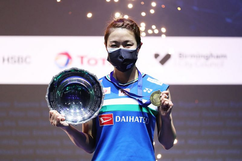 Nozomi Okuhara could change the color of her medal at Tokyo Olympics