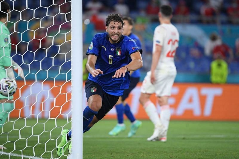 Locatelli had scored only once in his previous 11 games for Italy!