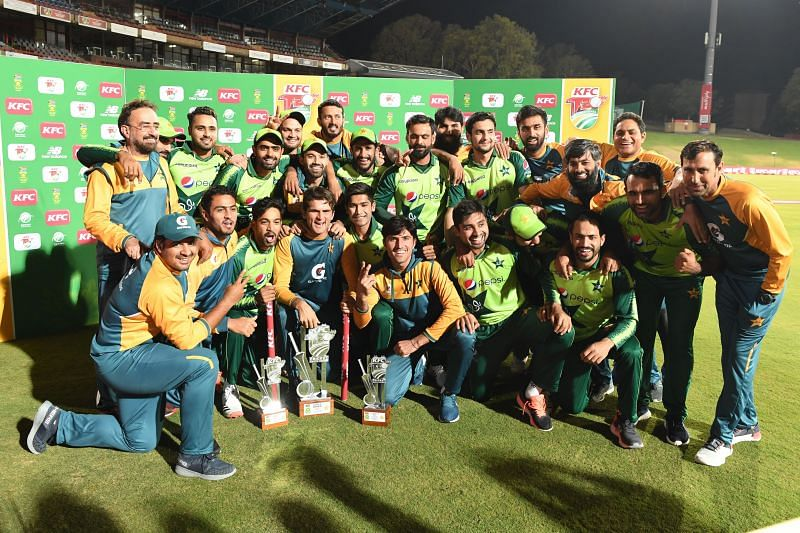 Aakash Chopra observed that the Pakistan players also don