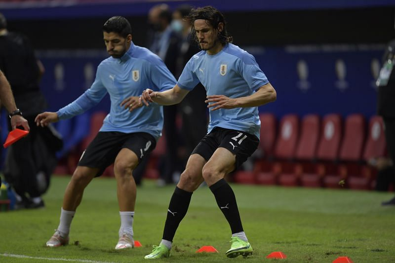 Argentina take on Uruguay this week