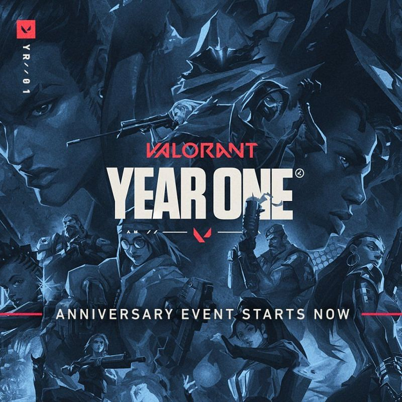 Valorant YR1 Events have a lot in store for players (Image via @PlayValorant)