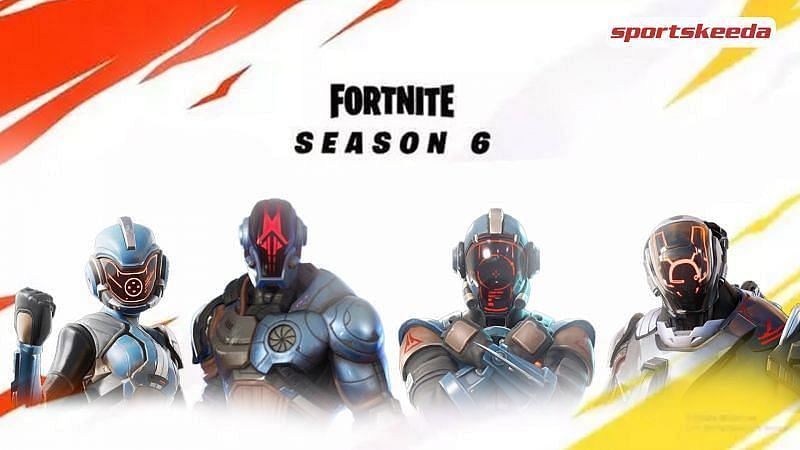 Seven at Fortnite.  Image via Sportskeeda