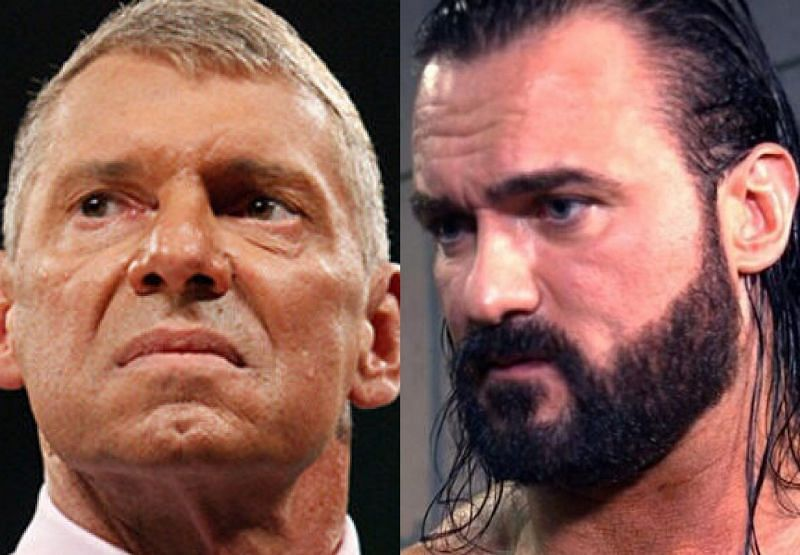 Drew McIntyre reveals his first ever meeting with Vince McMahon