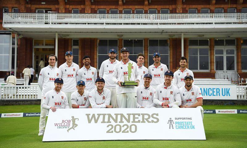 Somerset v Essex - Bob Willis Trophy Final: Day 5
