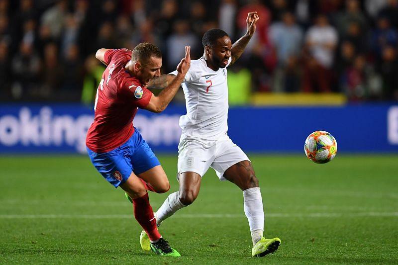 Czech Republic take on England this week