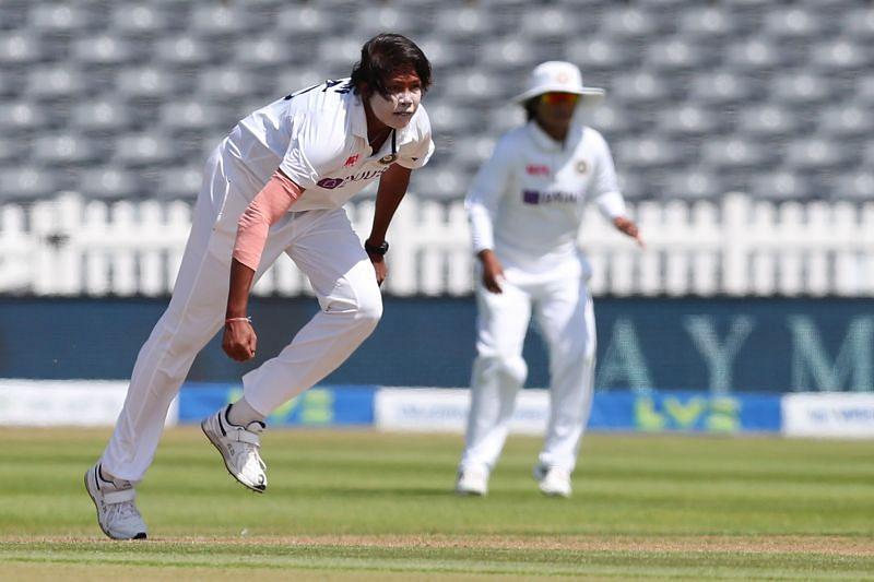 England Women v India Women - LV = Insurance Test Match: Day One