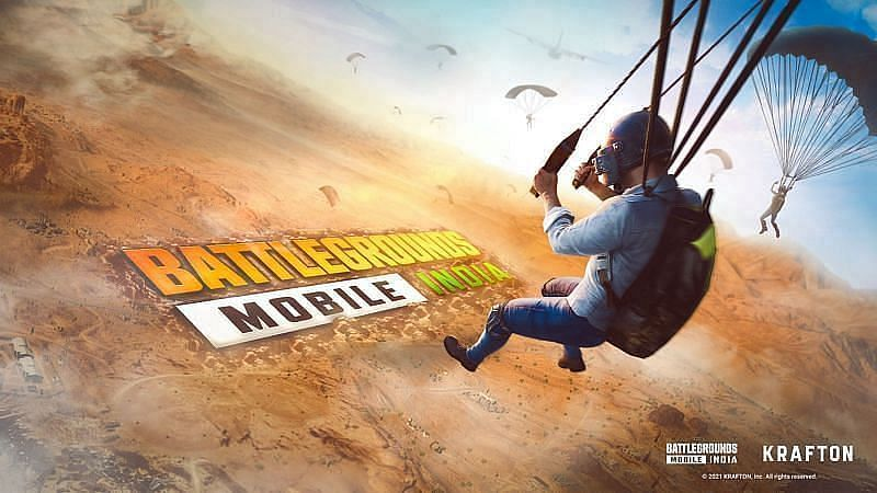 Ocean Sharma may have revealed the release date for Battlegrounds Mobile India (Image via Battlegrounds Mobile India)
