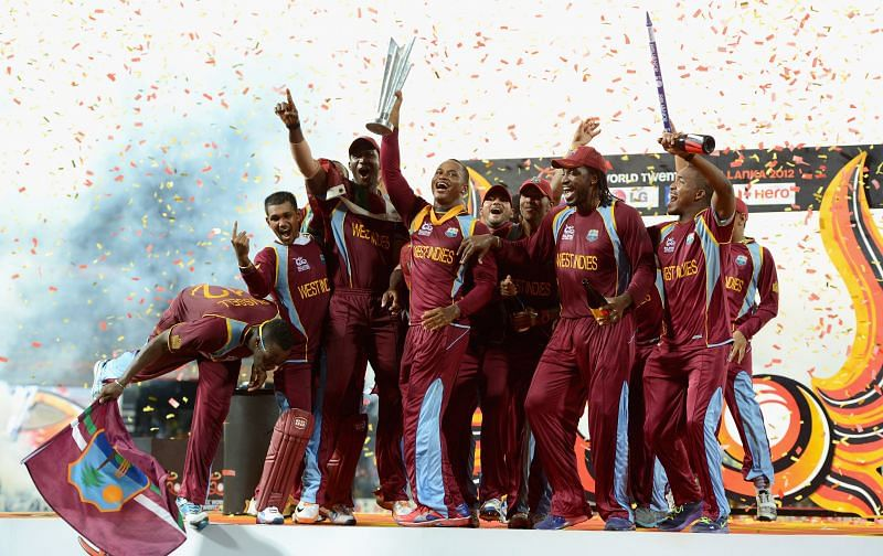 Sri Lanka last hosted a major ICC event in 2012.