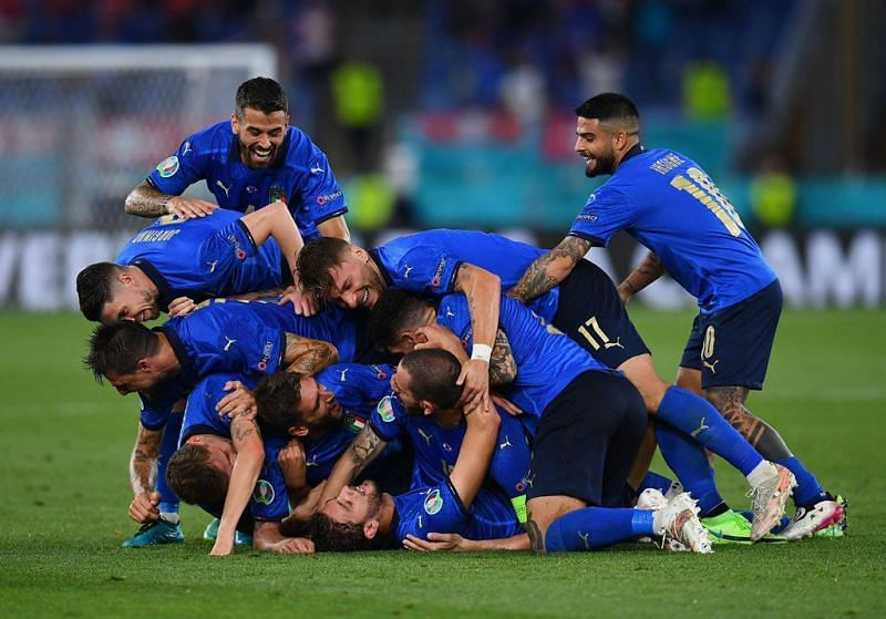 Italy continued their flying start to Euros, becoming the first side to enter round of 16!
