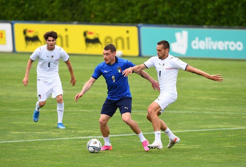 Italy v Italy U20 - Friendly Match