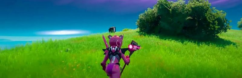 Break Tv Fortnite Challenge Fortnite Tv Set Locations How To Find And Destroy All The Spooky Tv Sets In Season 6