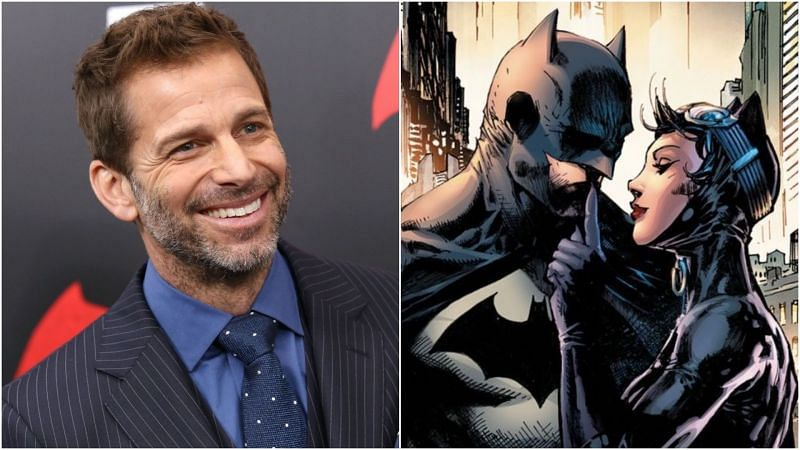 Zack Snyder recently weighed in on the Batman x Catwoman controversy