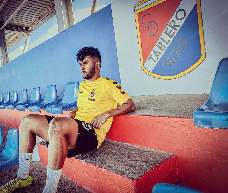 From India to Europe - Vithayathil has made his dream come true in football