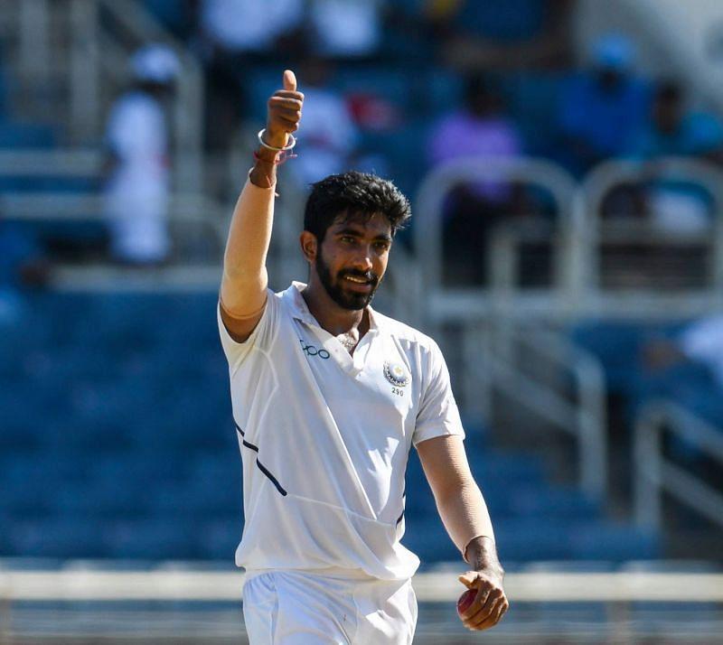 जसप्रीत बुमराह ने 2 मैचों की 4 पारियों में 13 विकेट लिए, जिसमें दो बार 5 विकेट हॉल शामिल रहा